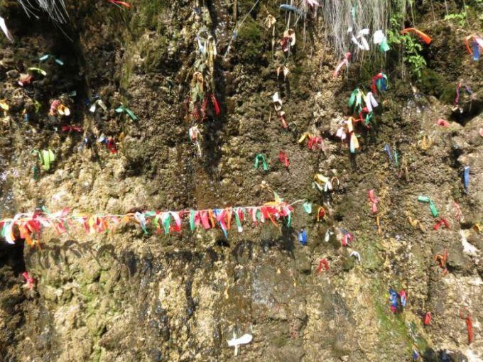 Водопад Женские слезы. Абхазия